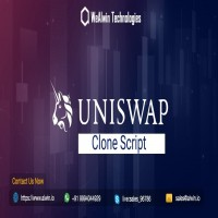 Uniswap clone script